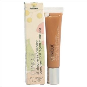 Clinique all about eyes concealer -04 medium